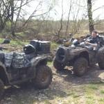 Прокат квадроциклов апрель 2014