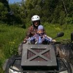 Прокат квадроциклов июнь 2016